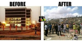 When A Major Building Like Melcom Collapses, Who Is toBlame?