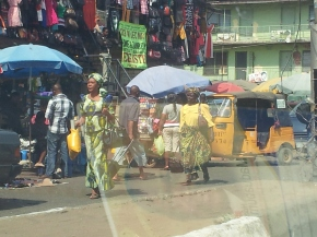 In 2013, new initiatives explore urbanization trends inAfrica