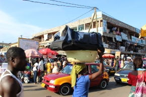 On its path to liveability, Accra explores new transportoptions
